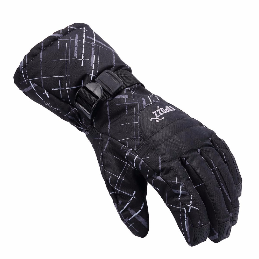 Brand Men Women Ski Gloves Snowboard Glove Motorcycle Riding Winter skiing Gloves Waterproof Snow Bike Cycling Gloves L-SZWR-07(China (Mainland))