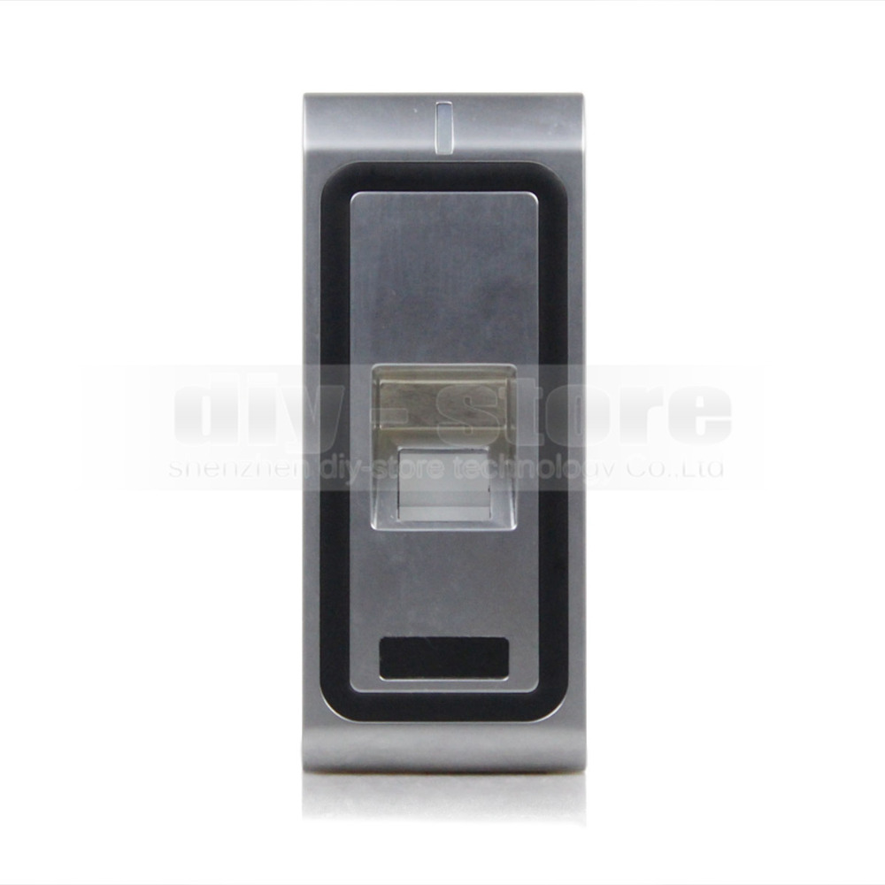 Remote Control Fingerprint 125KHz RFID ID Card Reader Two In One Door Lock Access Control System Kit CFR10<br><br>Aliexpress