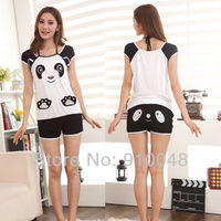 new 2014 women cute bear modal pajama sets / pijama / women sleepwear / pajamas for women