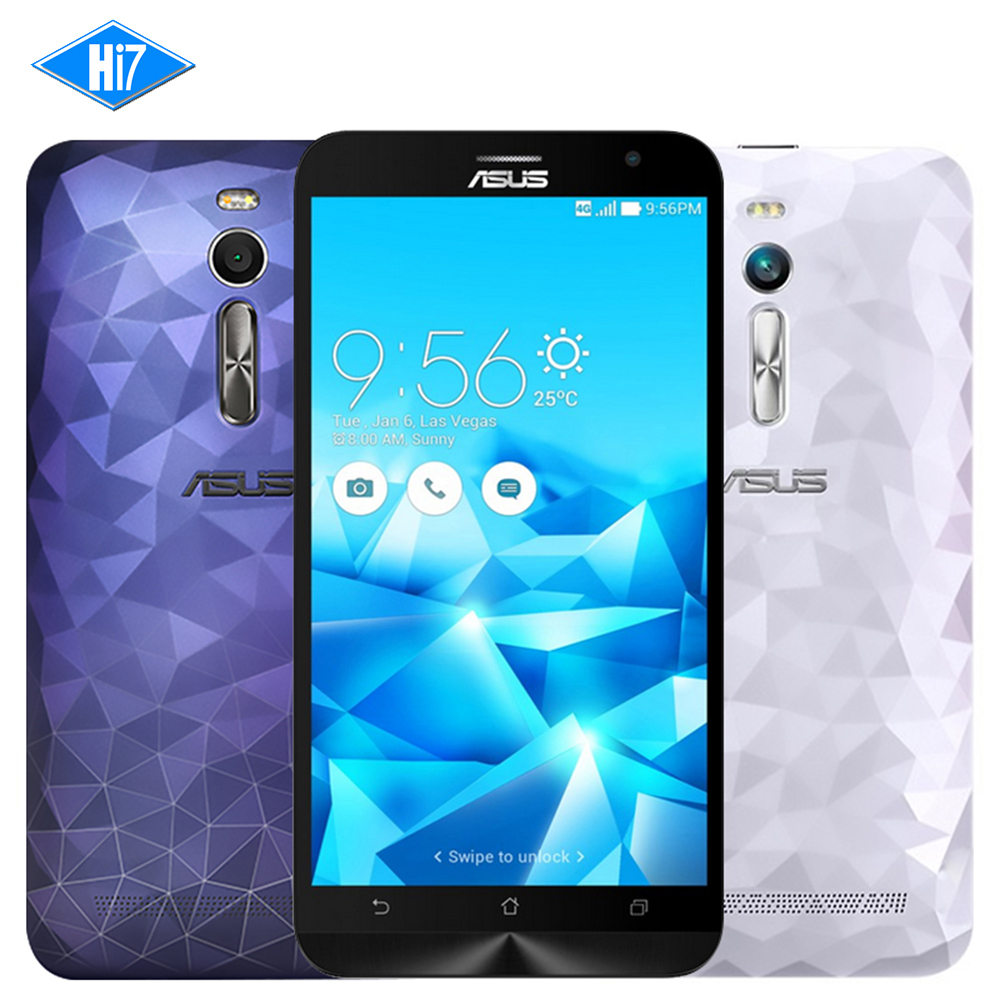 """NEW Asus ZenFone 2 Deluxe ZE551ML 4G smartphone FDD LTE Intel Z3580 2.3Ghz 64Bit Quad Core 5.5"""" FHD 4GB RAM 32G Android 5.0(China (Mainland))"""