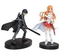 Sword Art Online SAO Caves Valley and people yasina Anime models toys hobbies action toy figures anime games