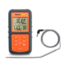ThermoPro TP-06 Digital Probe Oven & Roasting food Thermometer with Timer for BBQ / Grill / Meat / Kitchen Food Cooking(China (Mainland))