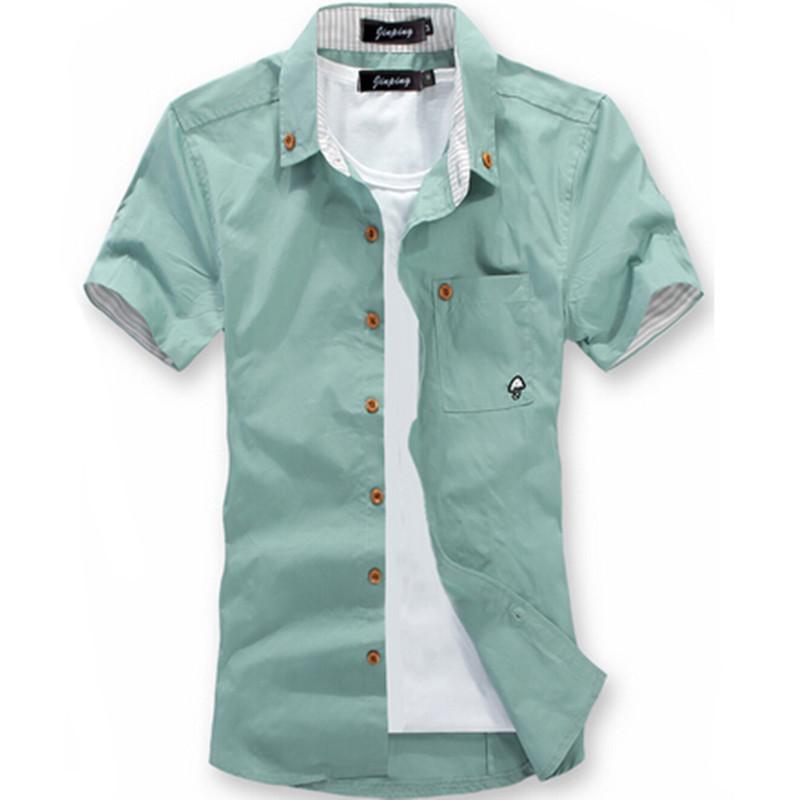 Мужская повседневная рубашка China's