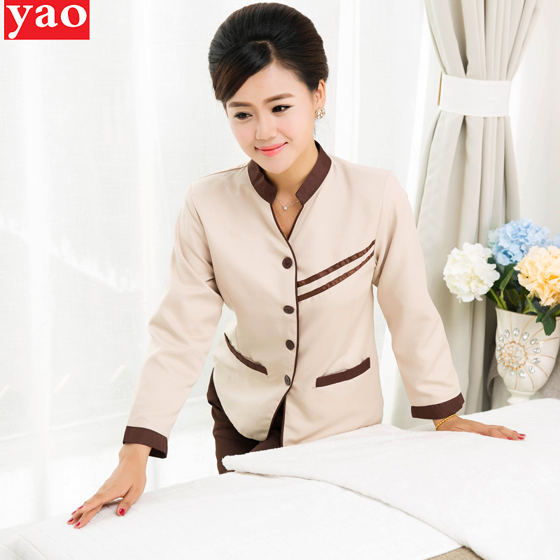 Hotel Housekeeping Services: Popular Hotel Housekeeping Uniforms-Buy Cheap Hotel