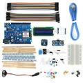 ESP8266 ESP 12E UNO Wi Fi BreadBoard Kit with Sensors LCD Display Module Usable for Arduino