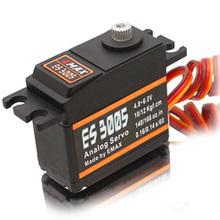 Original authentic EMAX ES3005 metal to crop 13 kilograms of waterproof steering servos Free shipping