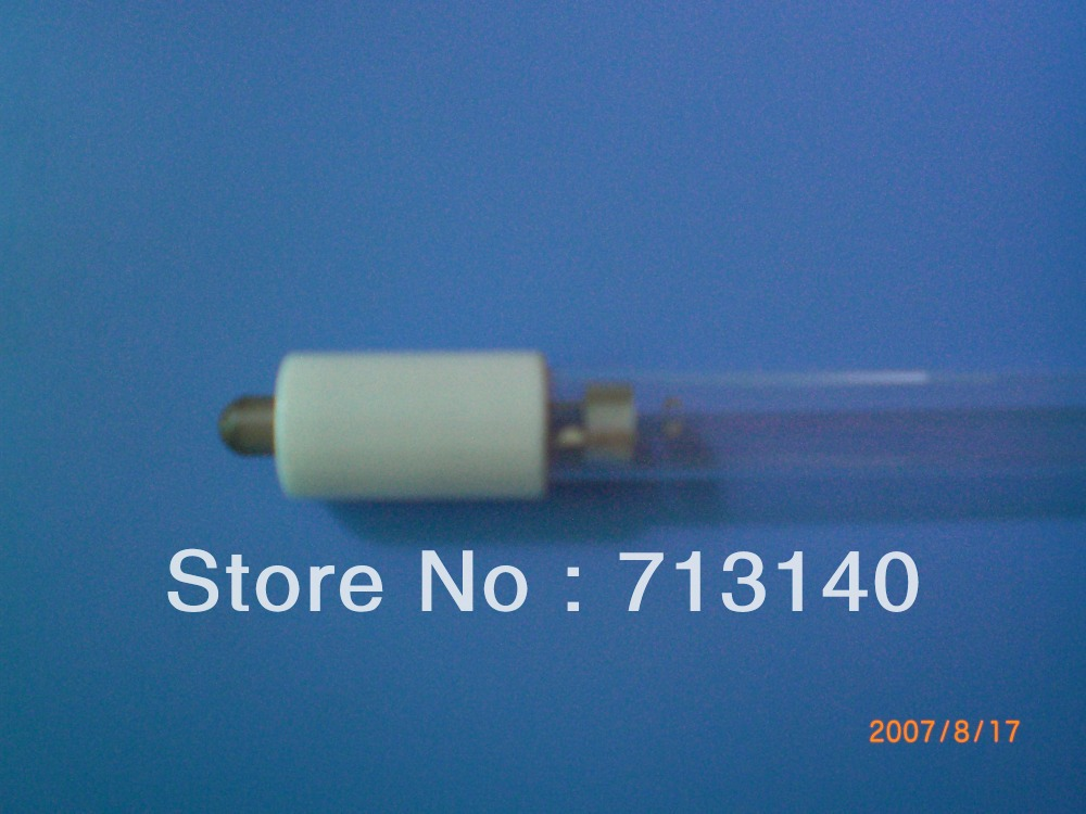 UV Germicidal Replacement Lamp 05-0382-R replaces Atlantic Ultraviolet G37T5L, 42 watts and 868 mm