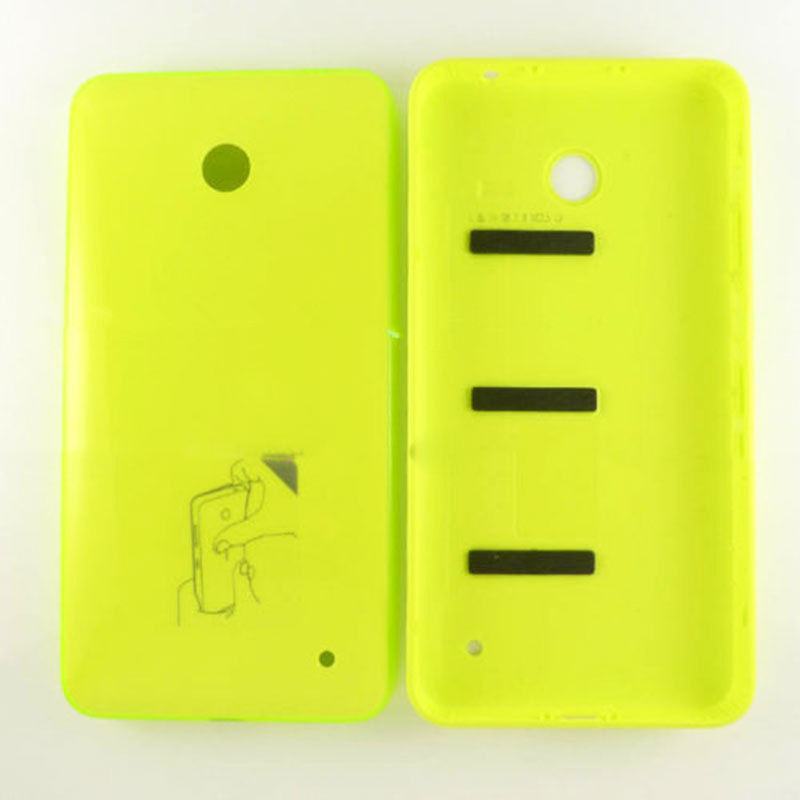 Housing Battery Back Cover Shell Door Case Repair For Nokia Lumia 635 3 Colors B0805 HUA(China (Mainland))