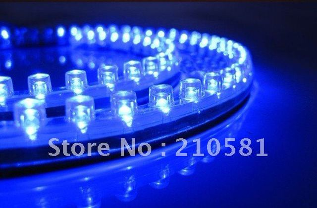 Free Shipping,Wholesale,96CM-96SMD LED,car LED flexible strip, Decorative light strip, Chassis lights,Hight-brightness