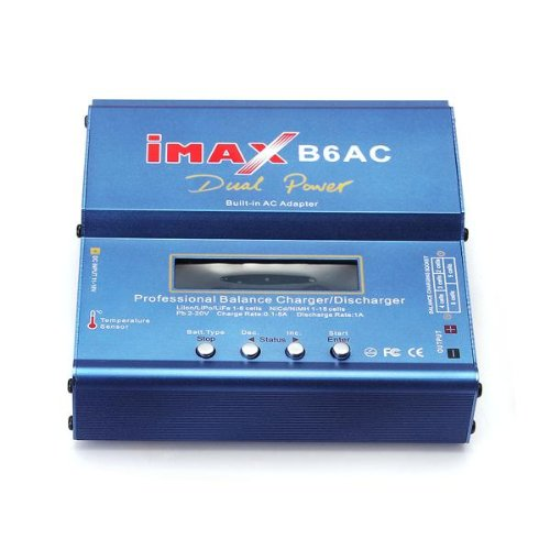 Hot New IMAX B6-AC B6AC Lipo NiMH 3S RC Battery Charger AC to DC<br><br>Aliexpress
