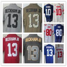 Wholesale Price 10 Eli Manning 13 Odell Beckham Jr 80 Victor Cruz 88 Hakeem Nicks 90 Jason Pierre-Paul(China (Mainland))