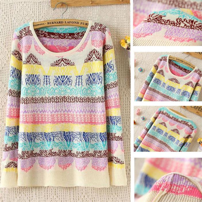 Женский пуловер Eas  easTJO351
