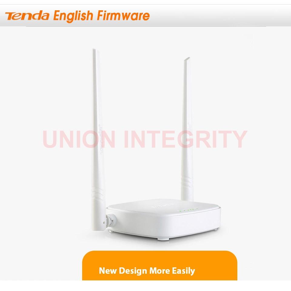 Беспроводной маршрутизатор/ретранслятор Tenda N301 300 Мбит фото