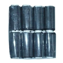 Wholesale - 12pcs Cotton Thread of Weaving / Black Brown Blonde / Hair Extension Tools(China (Mainland))