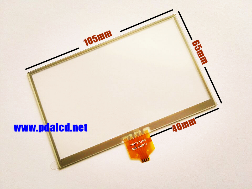 10pcs/lot New 4.3-inch Touch screen for TomTom XL N14644 Canada 310 GPS Touch screen digitizer panel replacement Free shipping<br><br>Aliexpress