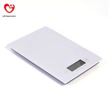 5KG*1G High Precision Portable Mini Digital Food Bread Scales Balance Electronic Kitchen Weighing Machine Food Basculas-White(China (Mainland))