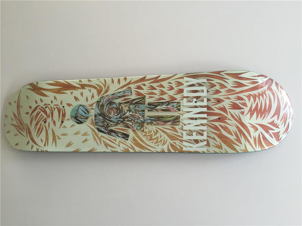 GIRL Brand Decks Canadian Maple Wood Shape Skateboard Green Girl Pattern Skate Board 8Types Available(China (Mainland))