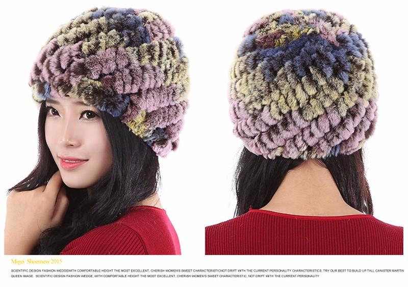 Скидки на Клаус hat девушка осень/зима день утолщение наборы шляпа ткачество выдры мать хлопка мягкий шапка шапка, чтобы согреться в пожилых людей