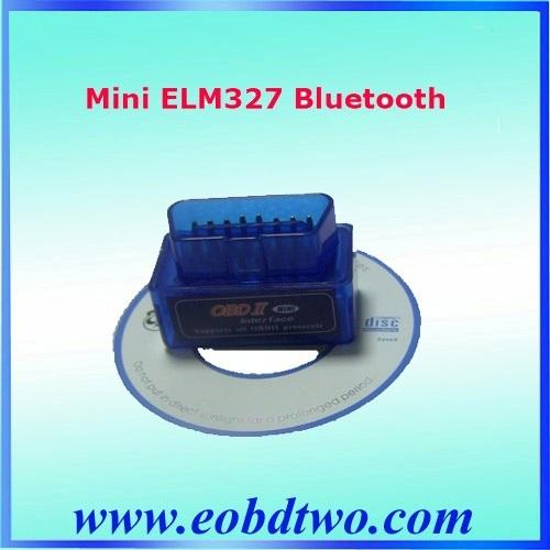 Super Mini ELM327 Bluetooth OBD OBD2 V2.1 ELM 327 Android Torque Car Code Scanner - Shenzhen Talentcar Electronic Ltd. store