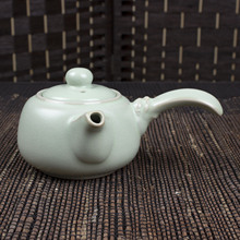 Ru kung fu tea pot single teapot