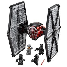 Lele 79210 Building Blocks 541pcs Star Wars First Order Special Forces TIE Fighter F-O-S-F Fighter MiniFigures(China (Mainland))