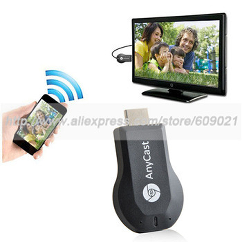 M2 plus Anycast DLNA Airplay Wi-Fi Display Miracast TV Dongle HDMI Multi-display 1080P Receiver AirMirror Mini Android TV Stick(China (Mainland))