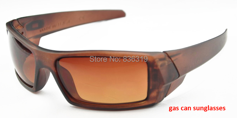 20 pieces/lot Mix Color Fashion Gas Can Sport Outdoor Sun glasses,DX5817(China (Mainland))