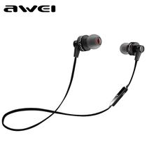 2015 New Original AWEI A990BL Universal Wireless Bluetooth 4.0 Sport Earphone In Ear Headset Headphone For Sony Z2 Z3 Sumsang S6