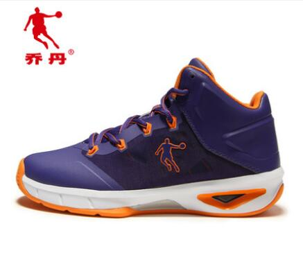 Free shipping 100% authentic Jordan basketball shoes 2016 new men's black purple yellow rubber cotton size 7-11(China (Mainland))