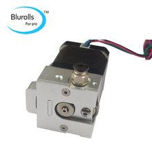 3D printer accessories parts E3D J-Head Bulldog aluminium alloy extruder free shipping