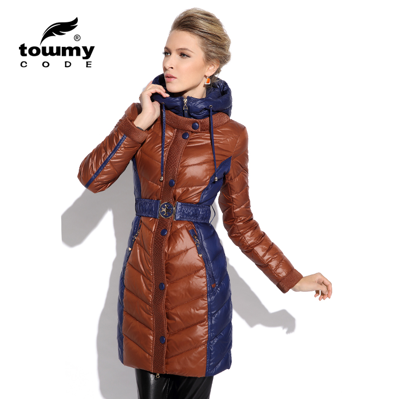 2013 New Womens Down Jackets Winter Warm Long Lace Coat Jacket   Short Hairstyle 2013