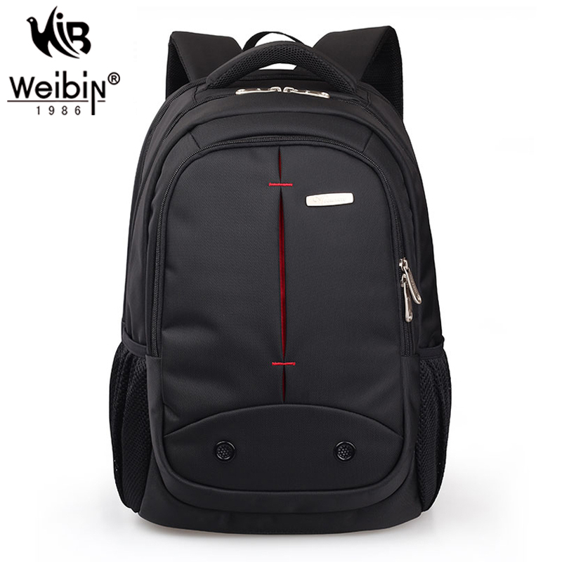 ALL OF U Men High Quality Nylon Waterproof Backpack Fashion Multifunction Traval Rucksack 2016 New Business Retro Laptop Bags(China (Mainland))