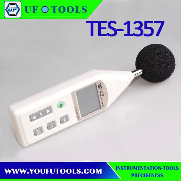 Hot deal mini pocket digital Sound Level Meter TES-1357