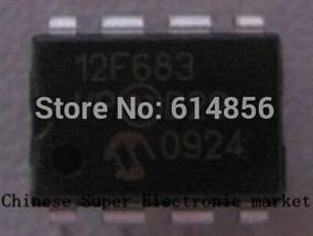 5PCS PIC 12F683 PIC12F683-I/P PIC12F683 DIP-8 Original(China (Mainland))