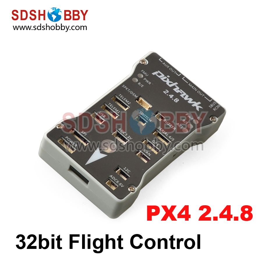 Newest Pixhawk 32bit Flight Control Combo PX4 2.4.8Version for Quadcopter Multicopter Drones Model Airplanes<br><br>Aliexpress