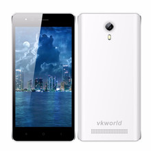 "Original VKWORLD F1 Cheap 4.5"" inches Smartphone Quad Core MTK6580 1.3GHz IPS 1GB RAM+8GB ROM 5.0MP Android 5.1 3G Smartphone(China (Mainland))"