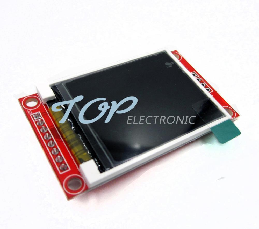 """1PCS 1.8"""" Serial 128X160 SPI TFT LCD Module Display + PCB Adapter + SD Socket(China (Mainland))"""