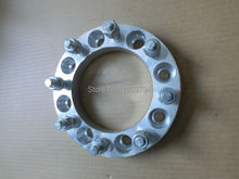 """Wheel Spacers / Adapters PCD 8x165 To 8x165 Center Bore 126.2 Wheel Studs 9/16"""" UNF Thickness 25MM(China (Mainland))"""
