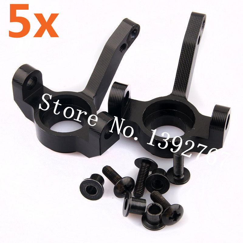 OEM AXIAL SCX10 1:10 Upgrade Parts OP Aluminum Front Knuckle Arm Upright Steering SCX10-01 Metal