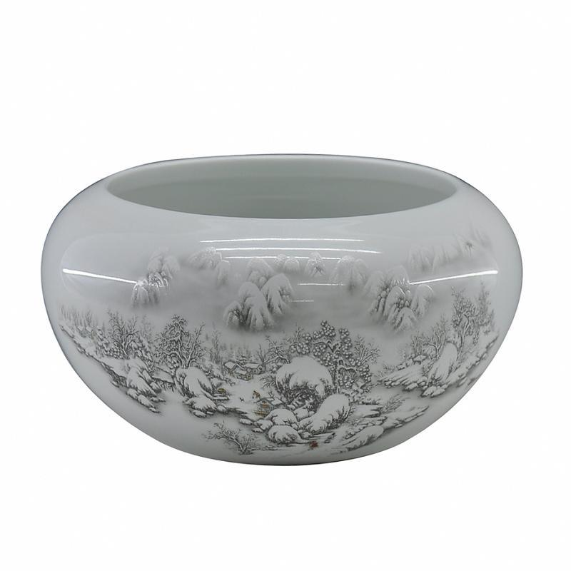 Online buy wholesale blue fish bowls from china blue fish for Fish bowls in bulk