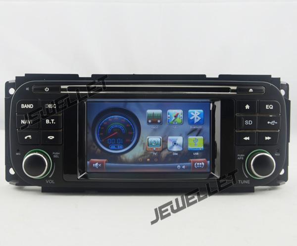 Car DVD GPS Navigation for Dodge Dakota Caravan Viper Stratus Ram(China (Mainland))