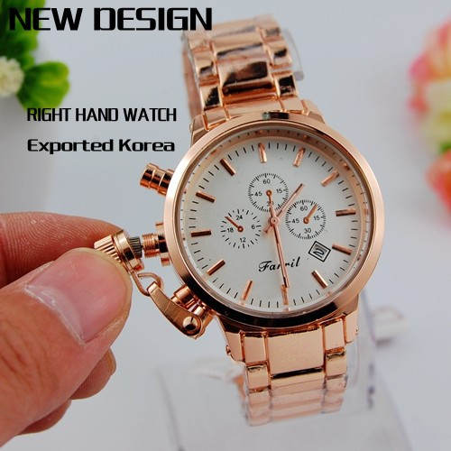 Luxury Gold Wrist Watches Best Fashion Brand Nice JAPAN MOVT Water Resistant Cheap Buy Online Women Men Watch Quartz Military(China (Mainland))