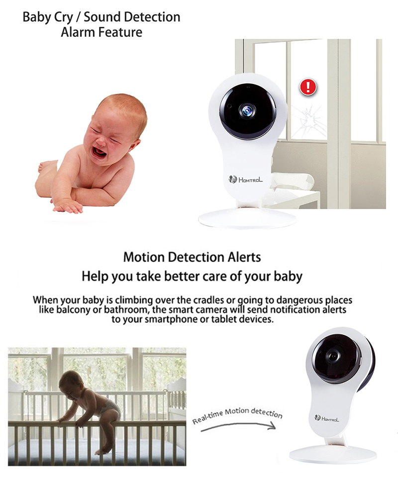 HT-SCA10 Baby Monitor 7