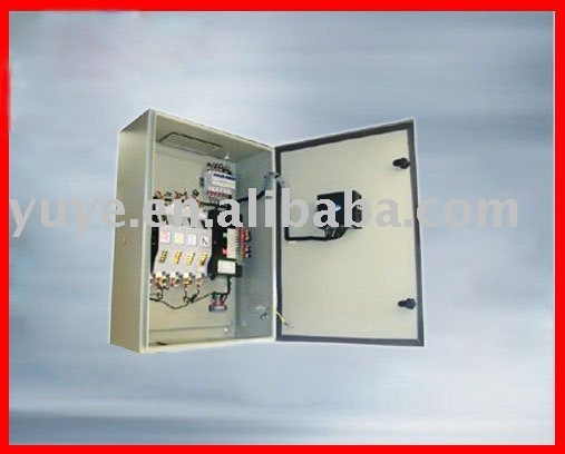 Distribution Box;ATS panel;ATS with enclosure