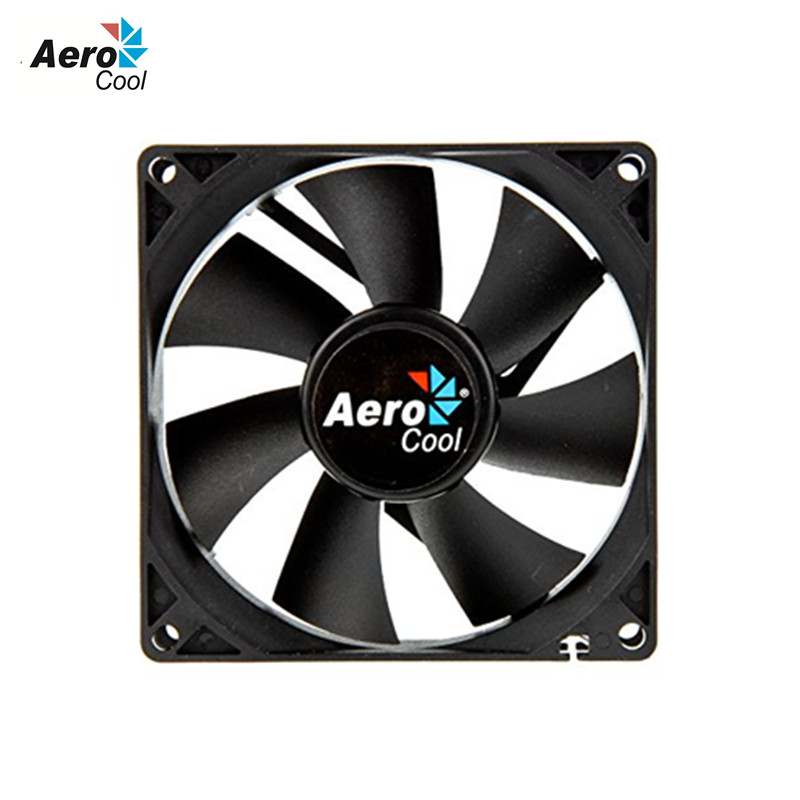 Wholesale Aerocool Dark Force 90mm Fan PC Case Cooling Fan 9cm With 3 Pin & 4 Pin Case Fan For Computer PC Case Cooling(China (Mainland))