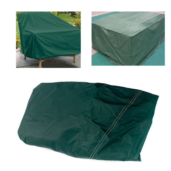 Modern Durable breathable Square shape RECT indoor Outdoor Furniture Waterproof Cover Patio Dining Coffee Table Chair Shelter(China (Mainland))