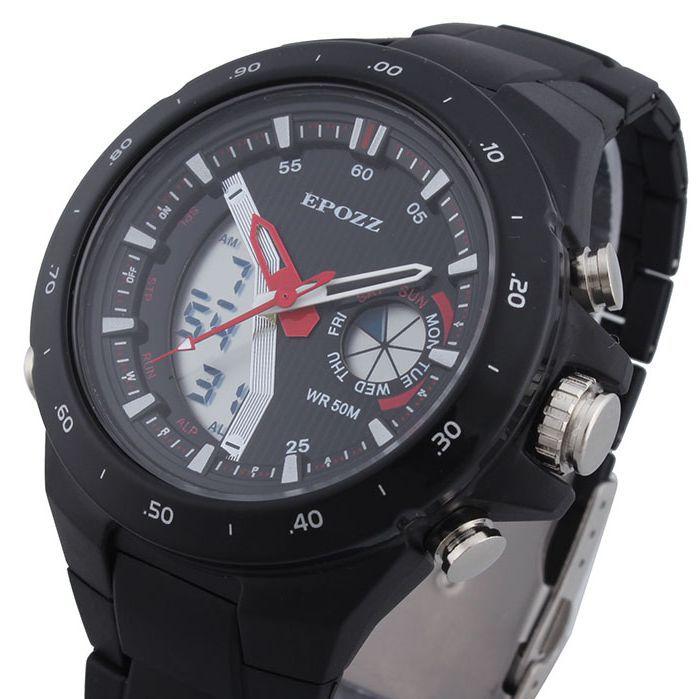 2014 new brand epozz clock sports watches