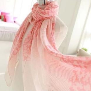 2016 новый бренд мода женщины маленький цветок и точки печатных хлопок пляжное полотенце шарф подарок вуаль шаль 170 * 80 см