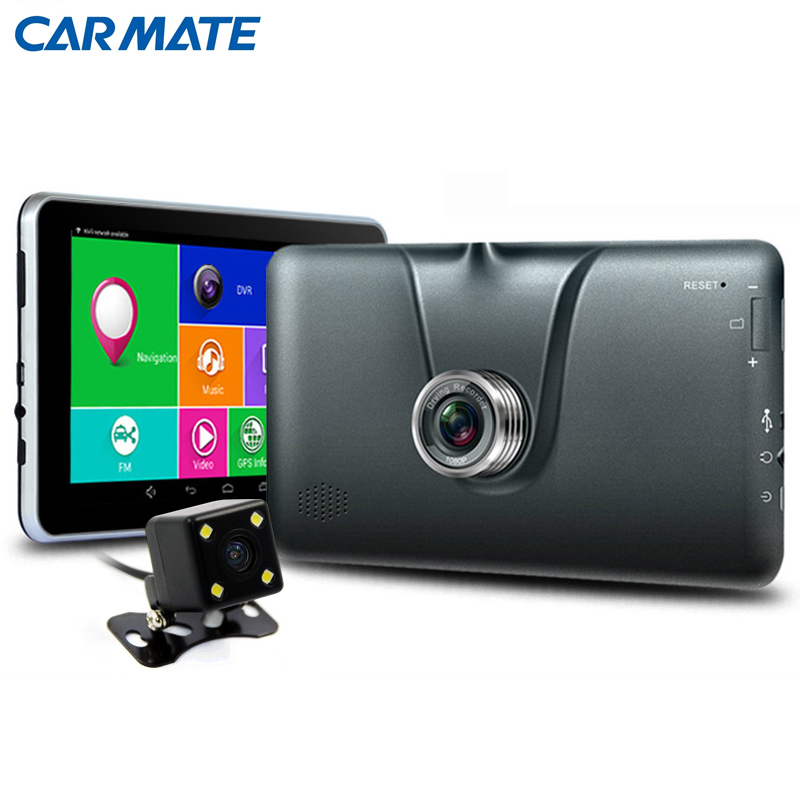 7 inch Android Car GPS Navigation 16GB with Rearview camera Car dvrs Vehicle gps Navigator Quad-core Bluetooth AVIN sat nav(China (Mainland))