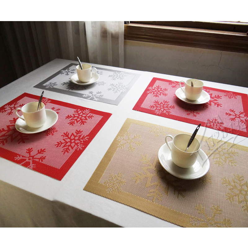 Silicone Mat Kitchen Accessories Table Mat Placemat Coaster New Year Gift Coasters Drink Coasters 47 C0027(China (Mainland))